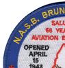 Naval Air Station Brunswick Patch