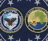 U.S Naval Forces Europe - Africa Patch   Center Detail