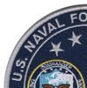 U.S Naval Forces Europe - Africa Patch   Upper Left Quadrant