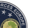 U.S Naval Forces Europe - Africa Patch   Upper Right Quadrant