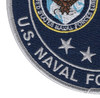 U.S Naval Forces Europe - Africa Patch   Lower Left Quadrant