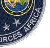 U.S Naval Forces Europe - Africa Patch   Lower Right Quadrant