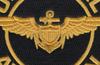 U.S Naval Aviation Patch   Center Detail