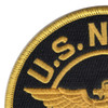 U.S Naval Aviation Patch   Upper Left Quadrant