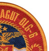 USS Farragut DLG-6 Patch   Upper Right Quadrant