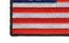 Betsy Ross Flag and Snake Patch | Lower Left Quadrant