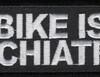 My Bike Is My Psychiatrist | Center Detail