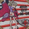 45th Aviation Medical OIF 06-08 Patch | Center Detail