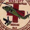 45th Aviation Medical Company Patch | Center Detail