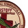 45th Aviation Medical Company Patch | Upper Right Quadrant