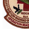 45th Aviation Medical Company Patch | Lower Left Quadrant