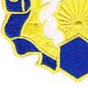 457th Chemical Battalion Patch | Lower Left Quadrant