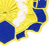 457th Chemical Battalion Patch | Lower Right Quadrant