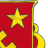 457th Anti-Aircraft Artillery Battalion Patch | Upper Right Quadrant