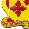 457th Anti-Aircraft Artillery Battalion Patch | Lower Left Quadrant