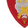 457th Airborne Field Artillery Battalion Patch - B Version | Lower Left Quadrant