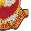 457th Airborne Field Artillery Battalion-COURAGE | Lower Right Quadrant