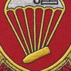 456th Airborne Field Artillery Battalion Patch | Center Detail