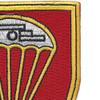 456th Airborne Field Artillery Battalion Patch | Upper Right Quadrant