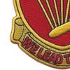 456th Airborne Field Artillery Battalion Patch | Lower Left Quadrant