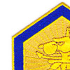 455th Chemical Brigade Protecting The Force Patch | Upper Left Quadrant
