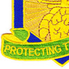 455th Chemical Brigade Protecting The Force Patch | Lower Left Quadrant