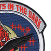 160th SOAR 101st Airborne Division Patch - Death Waits In The Dark | Upper Right Quadrant