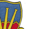452nd Anti Aircraft Field Artillery Battalion Patch | Upper Right Quadrant