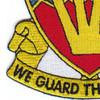 452nd Anti Aircraft Field Artillery Battalion Patch | Lower Left Quadrant