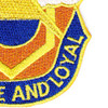 451st Chemical Battalion Patch | Lower Right Quadrant