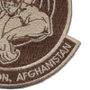 451st Expeditionary Aeromedical Evacuation Squadron Patch Desert | Lower Right Quadrant