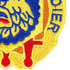 450th Chemical Battalion Patch | Lower Right Quadrant