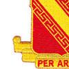 44th Air Defense Artillery Regiment Patch | Lower Left Quadrant