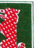 44th Airborne Tank Battalion Patch | Upper Right Quadrant