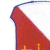 442nd Infantry Regiment Patch WWII - A Version | Upper Left Quadrant