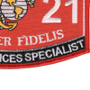 4421 Legal Services Specialist MOS Patch | Lower Right Quadrant