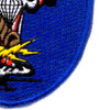 82nd Airborne Support Battalion Patch   Lower Right Quadrant