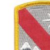43rd Sustainment Brigade Patch | Upper Left Quadrant