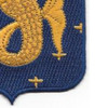 43rd Infantry Regiment Patch | Lower Right Quadrant