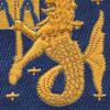 43rd Infantry Regiment Patch | Center Detail