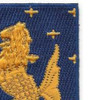 43rd Infantry Regiment Patch | Upper Right Quadrant