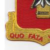 43rd Field Artillery Battalion Patch | Lower Left Quadrant