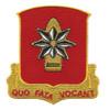 43rd Field Artillery Battalion Patch