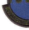 43rd Communications Squadron Patch Hook And Loop - Lower Left
