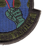 43rd Communications Squadron Patch Hook And Loop - Lower Right