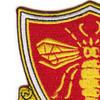 439th Engineering Battalion Patch | Upper Left Quadrant