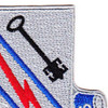 82nd Airborne Infantry Division Special Troops Battalion Patch STB-42 | Upper Right Quadrant
