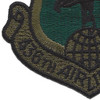 436th Airlift Wing Subdued Patch | Lower Left Quadrant
