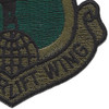 436th Airlift Wing Subdued Patch | Lower Right Quadrant