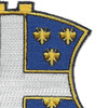 42nd Infantry Regiment Patch | Upper Right Quadrant